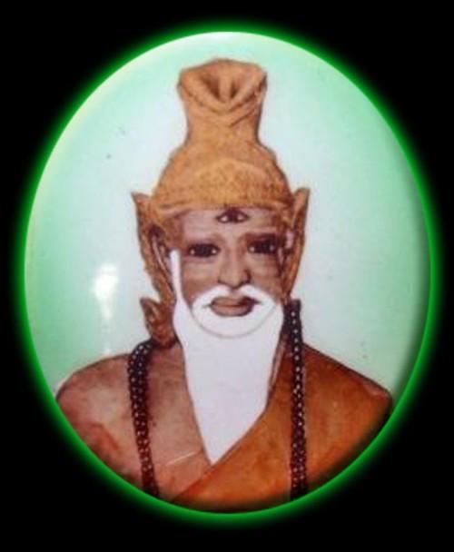 Ruesi Ta Fai Locket from Wat Nong Taraphu