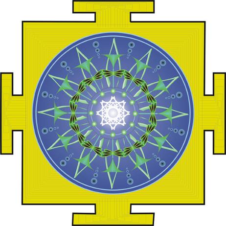 Prana Yantra (Hindu) - click to read