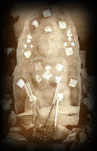 Buddhist Artifact attributed to Por Gae Lersi Ta Fai